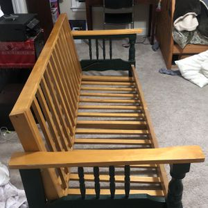 light brown futon for Sale in Duluth, GA