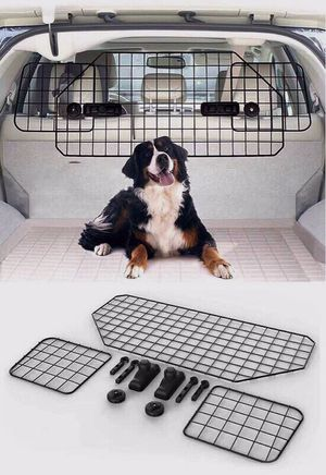 New in box suv barrier fence adjustable divider for pet dog travel trunk for Sale in San Dimas, CA