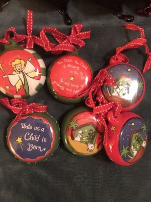 Christmas ornaments for Sale in Gainesville, VA