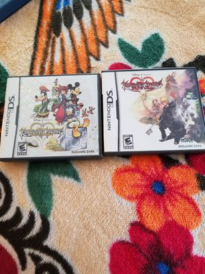 Kingdom Hearts DS games for Sale in North Las Vegas, NV