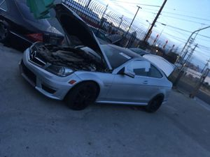 C63 AMG Parts Complete Parts Only ! for Sale in Los Angeles, CA