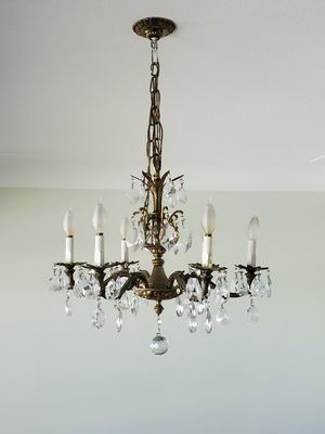 Antique chandelier for Sale in Pompano Beach, FL
