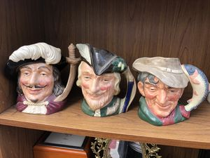 Captain decorative pitchers for Sale in Fairfax, VA