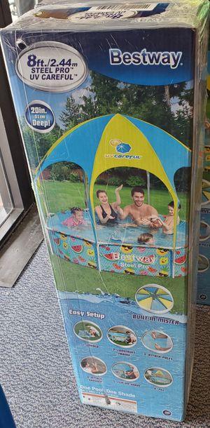 Bestway Steel Pro Kiddie Pool for Sale in Long Beach, CA