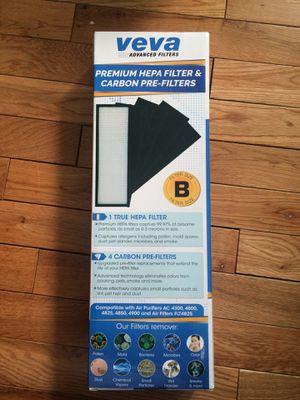 Hepa filter, carbon filter B Veva germ guardian for Sale in Las Vegas, NV