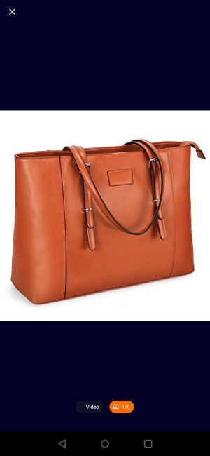 Ladies Laptop Bag 15.6 inches for Sale in Orlando, FL