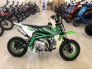 110cc Kids Dirt Bike NEW w/ throttle limiter for Sale in Oakland, CA