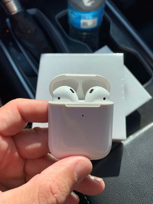 i200 TWS wireless headphones EXACTLY like Apple AirPods *see description* these are NOT Apple for Sale in Pleasanton, CA