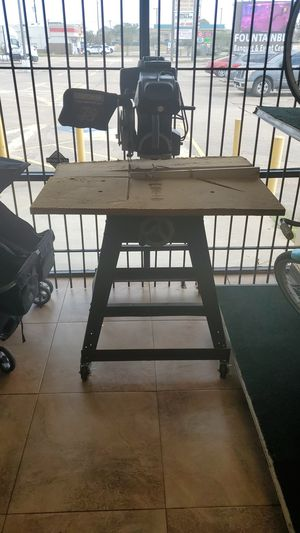 Craftsman Table Saw for Sale in Deer Park, TX