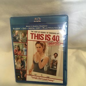 "DVD ""This is 40"" for Sale in Chesapeake, VA"