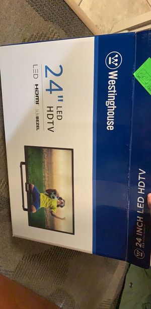 "Westinghouse 24"" LED TV for Sale in San Antonio, TX"
