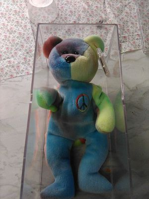 Ty Beanie Baby Peace 1996 for Sale in Buena Park, CA