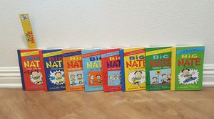 Big Nate books for Sale in Garden Grove, CA