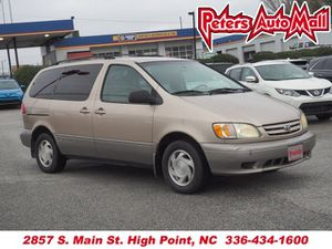 2002 Toyota Sienna for Sale in High Point, NC