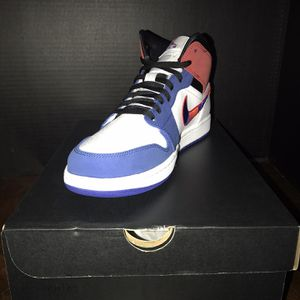 Jordan 1 Mid Multicolored for Sale in Silver Spring, MD