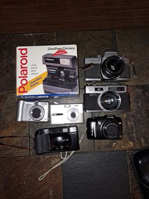 Camara collection for Sale in Naugatuck, CT
