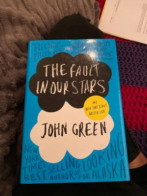 The Fault in our Stars book for Sale in South Gate, CA