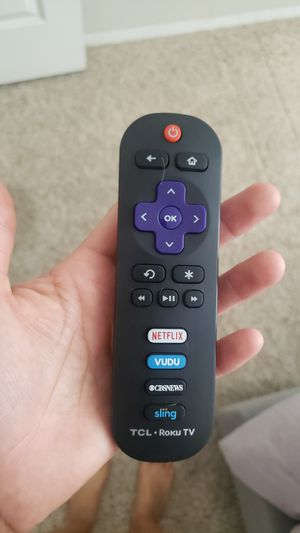 Tcl roku TV for Sale in Scottsdale, AZ