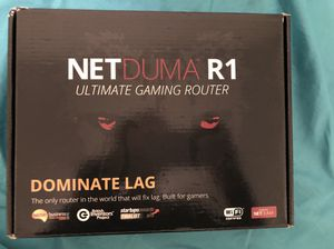 Gaming router for Sale in Severn, MD