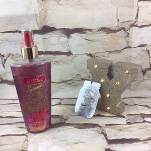 Victoria's Secret pure shimmer Body spray perfume for Sale in Sacramento, CA