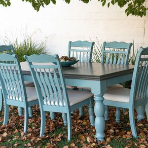 Ashley Furniture Table And Six Chairs for Sale in Temecula, CA