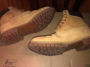 Timberland Classic 6 inch construction work boot for Sale in Linden, NJ