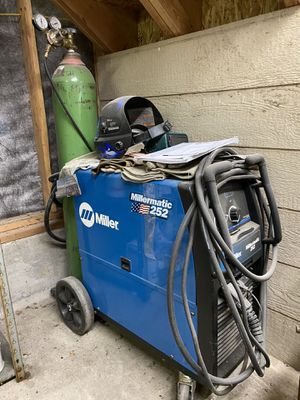 Millermatic welder for Sale in Puyallup, WA