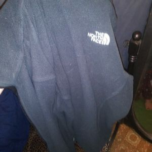 North Face Fleece Black Xl Jacket for Sale in Tulsa, OK