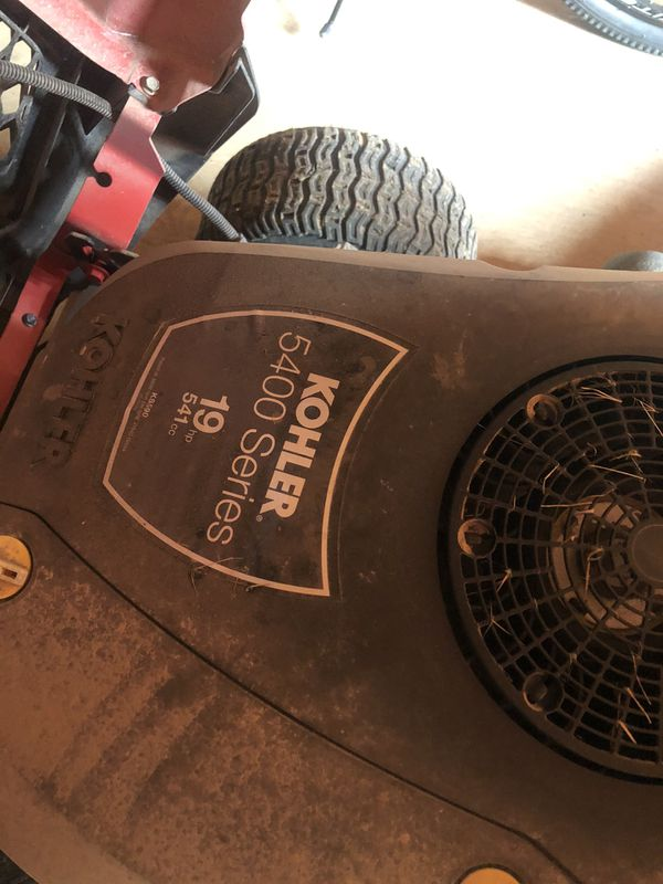 2018 Troy built lawn tractor almost new!!!!!!