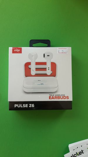 Auriculares inalámbricos Pulse Z6 for Sale in Wichita Falls, TX