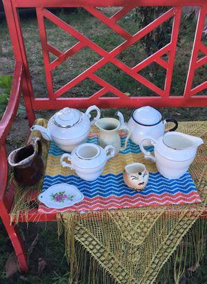 Antique tea pots for Sale in Pomona, CA