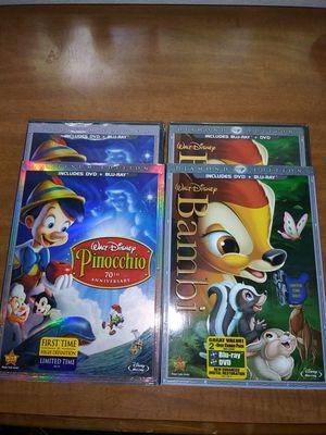 Disney Blu-Ray & Dvd for Sale in Hudson, FL
