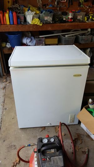 Upright freezer for Sale in Chesapeake, VA
