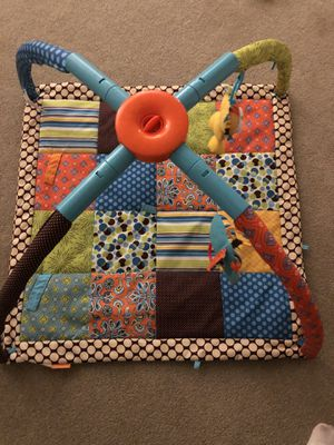 Play mat - babies - removable toys for Sale in Seattle, WA