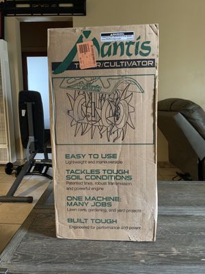 Mantis Tiller/Cultivator for Sale in San Clemente, CA