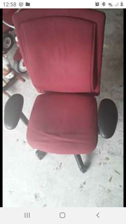Chair, spins and rolls for Sale in Springfield,  VA