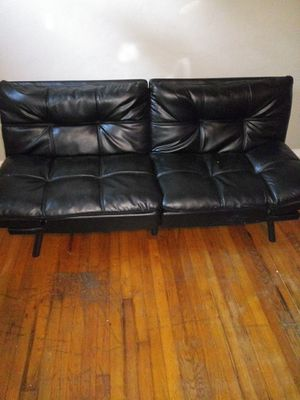 Futon Bed less than 4 months old for Sale in Greensboro, NC