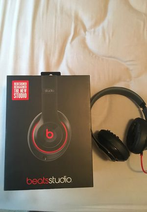 Beats By Dre Studio 2.0 for Sale in Raleigh, NC