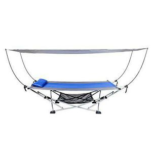 Mac Sports Folding Hammock with Removable Canopy for Sale in Houston, TX