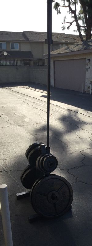 Olympic Weights for Sale in Paramount, CA