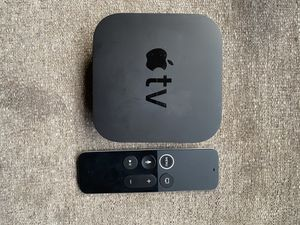 Apple TV 4K (64 GB) for Sale in Kent, WA