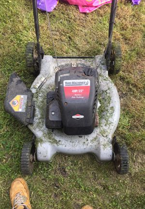 Lawn Mower Yard Machines by MTD for Sale in Chicago, IL