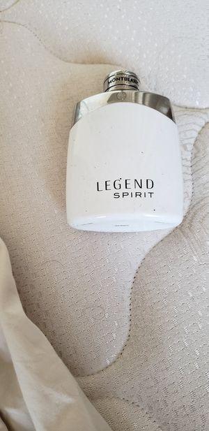 Legend Spirit tester spray for men for Sale in Los Angeles, CA