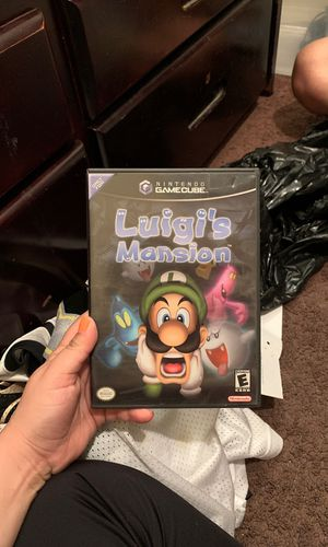 Luigi's Mansion GameCube for Sale in Whittier, CA