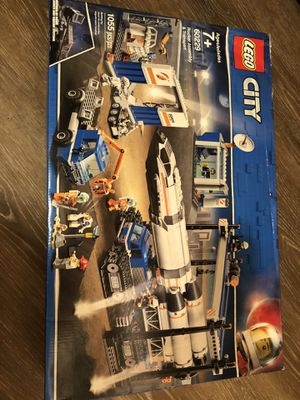 LEGO City: Rocket Assembly & Transportation Set for Sale in Beaumont, TX