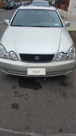 01 Lexus GS 300 for Sale in Brooklyn, NY