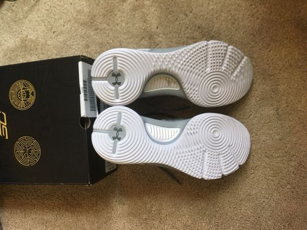 123b124d4b55 Under Armour  Overcast Grey  Curry 4 for Sale in Milpitas