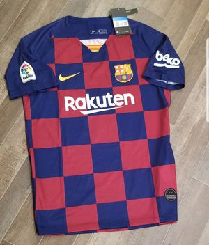 Brand new soccer Jersey sz large messi for Sale in Stone Mountain, GA