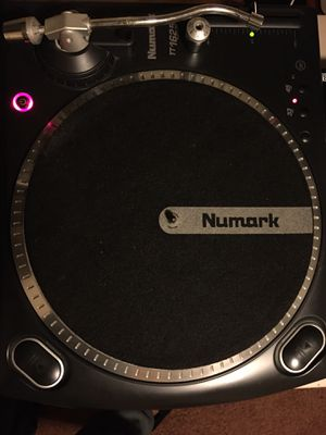 Numark T1625 Direct Drive Turntables for Sale in College Park, GA