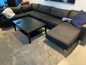 Large Sectional IKEA Couch for Sale in Miami, FL